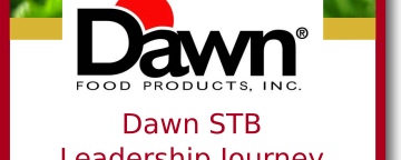 Dawn STB Leadership Journey